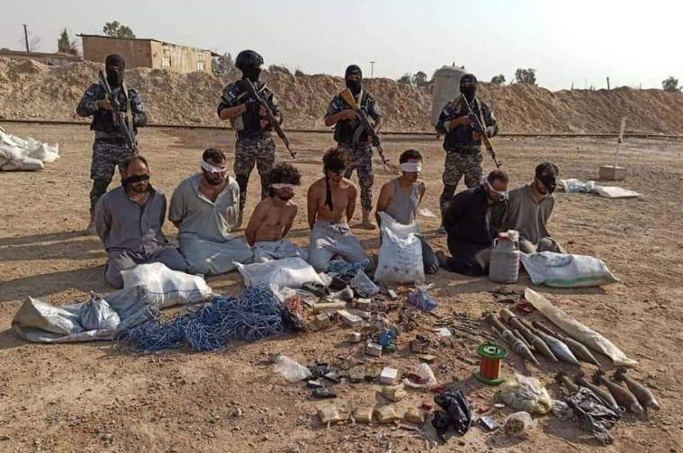 US-backed Forces Detained 7 ISIS Members In Syria's Deir Ezzor Province