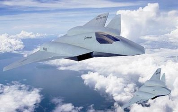 US Air Force Claims It Is Conducting Tests Of Prototype Next Generation Air Dominance Fighter