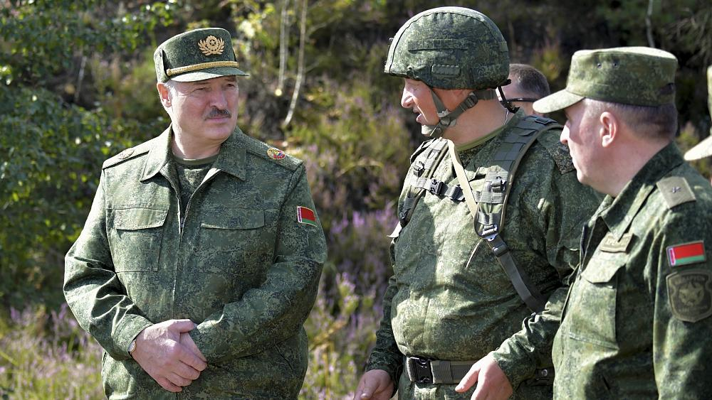 Lukashenko Closes Border With Poland, Lithuania, Strengthens Border With Ukraine