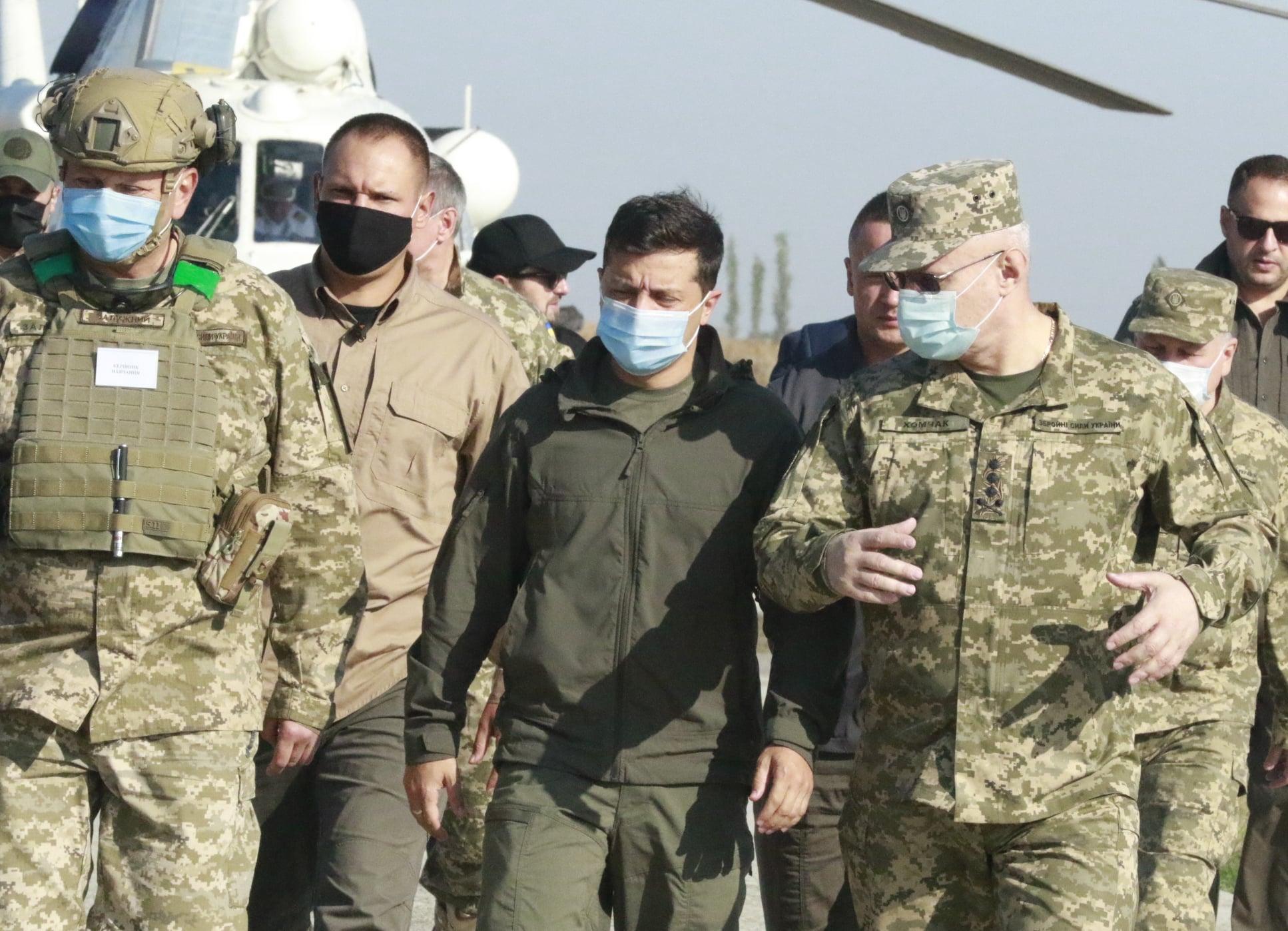 U.S.-Made Javelin ATGM Failed To Work In Demonstration In Front Of Ukrainian President Zelensky