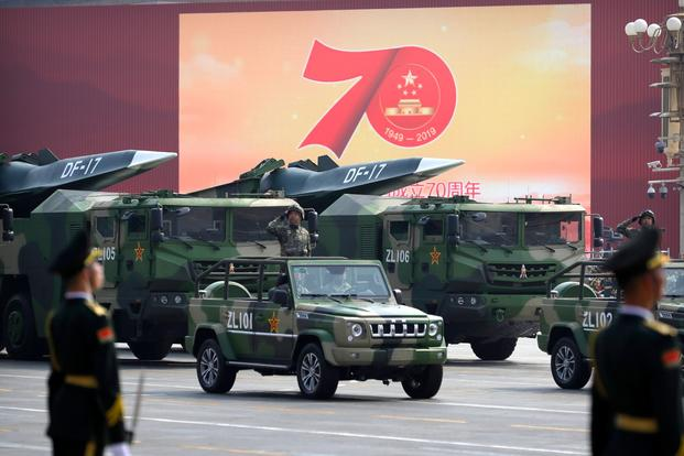 Pentagon Report: China Has More Warships, Missiles And Air Defense Systems Than U.S.