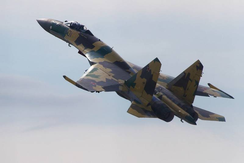 Turkey To Likely Purchase Russian Su-35 Fighter Jets To Counter Greece In Mediterranean