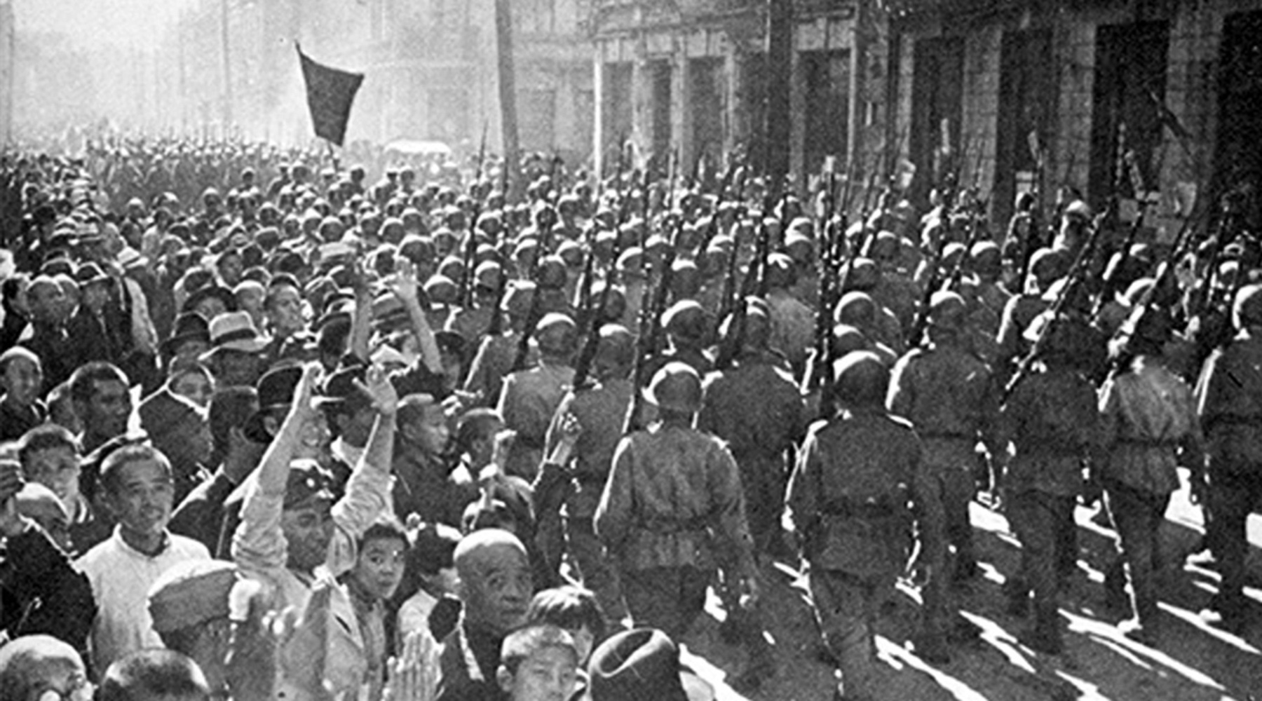 Russia's MoD Published Declassified Documents From World War II Operation Against Japan