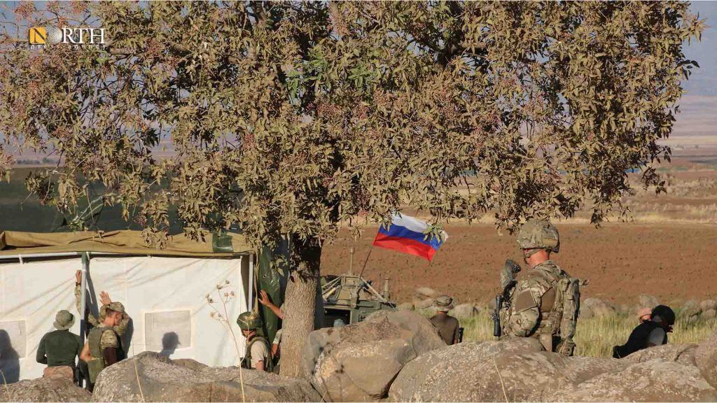 Russian Convoy Broke Through US Barricade In Eastern Syria, Set Up A Checkpoint