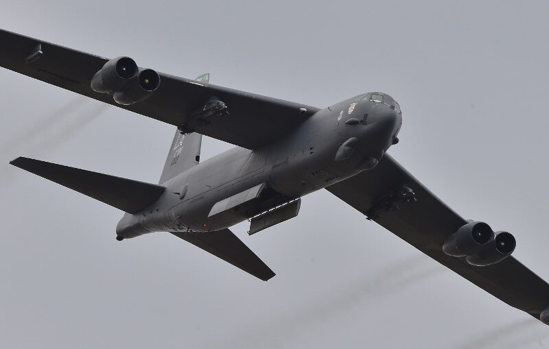 "U.S. Carries Out ""Historical"" B-25H Bomber Flight In Ukrainian Airspace Along Crimea And Eastern Ukraine"