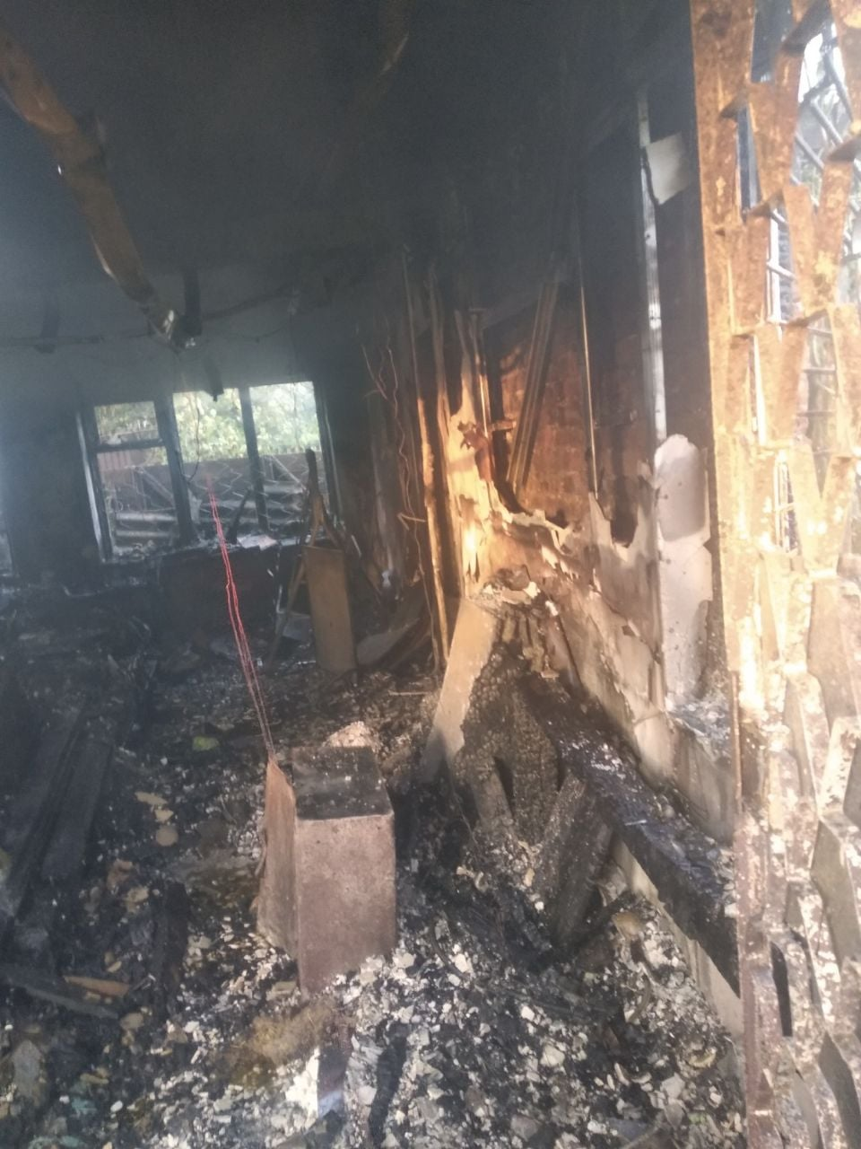 """House Of Ukrainian Activist's Parents Burned Down. But Nobody Cares Because He's On The Wrong Side Of """"Democracy"""""""