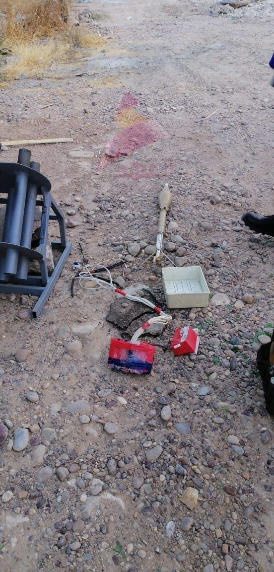 Rockets Fall Much More Often Than Rain In Baghdad's Green Zone