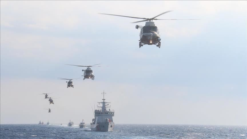 Turkey To Hold Military Drills In Northern Cyprus, As Greece And EU Ramp Up Diplomatic Pressure