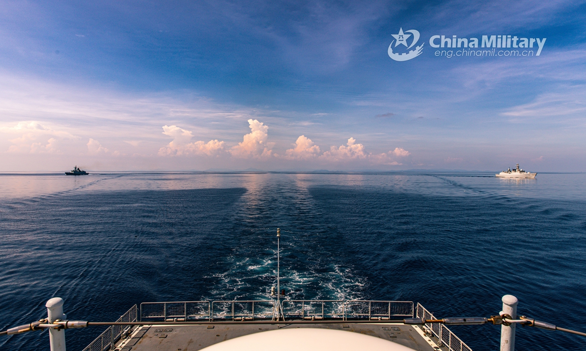 China Carries Out Minesweeping Exercise Near Taiwan, Following Days Of Maritime And Aerial Drills