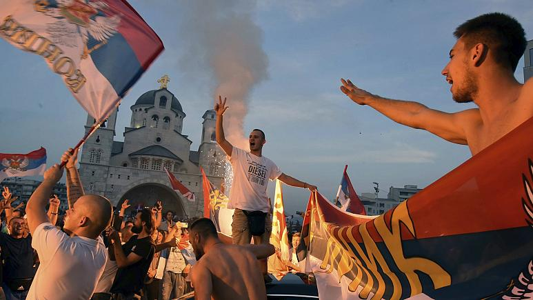 Montenegro's Opposition Turns Out To Also Be Pro-West, But What About The Church?