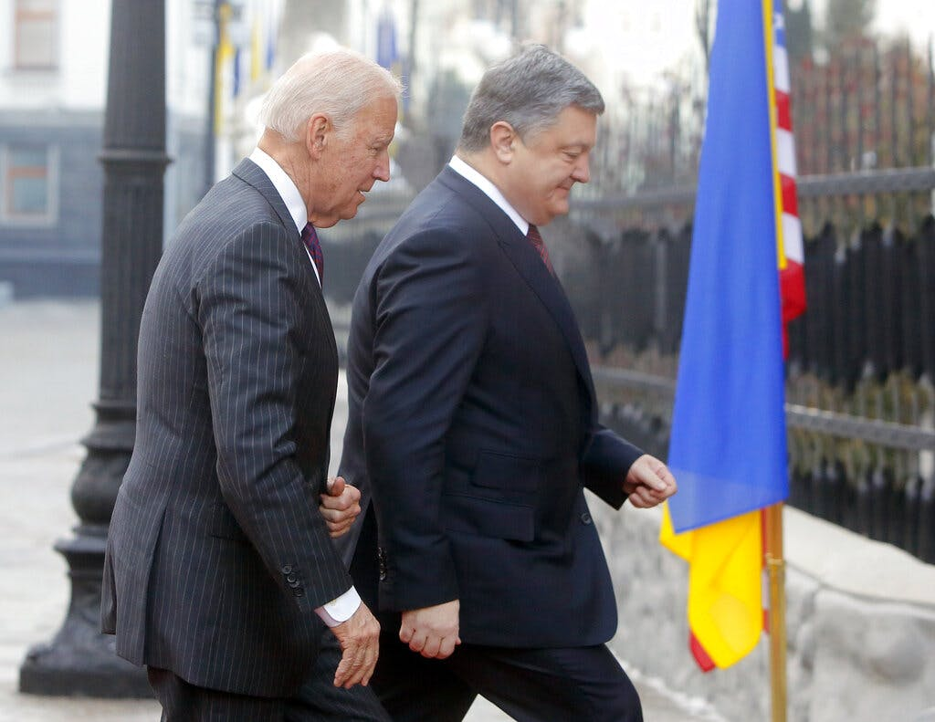 Documents Reveal More Details Regarding Biden And Poroshenko's Adventures In Ukraine