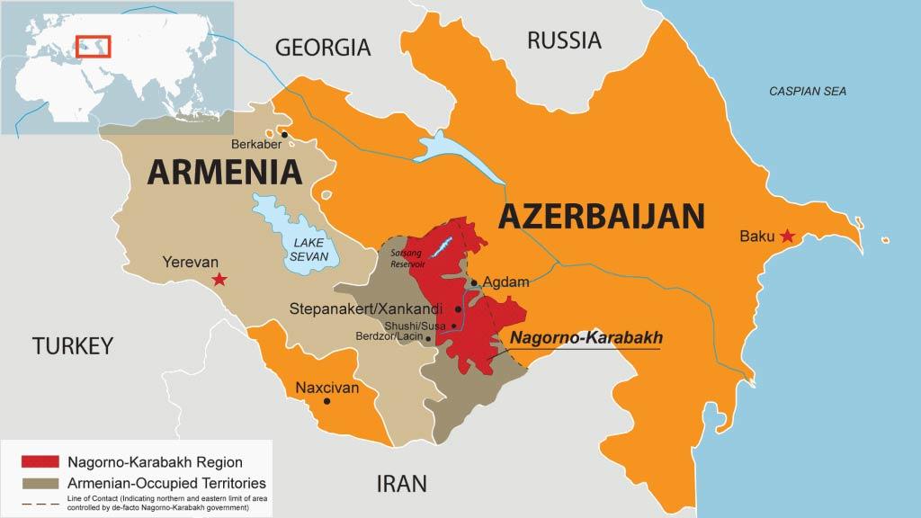 International Reactions To The Armenia – Azerbaijan Clashes