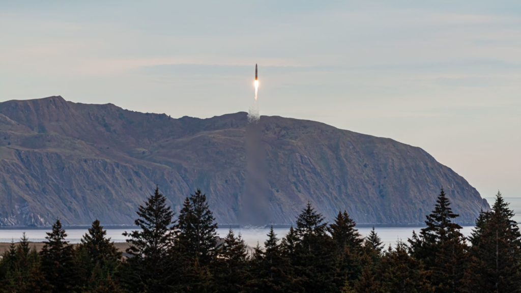 U.S. Company Astra Fails To Reach Orbit In First Rocket Launch Test