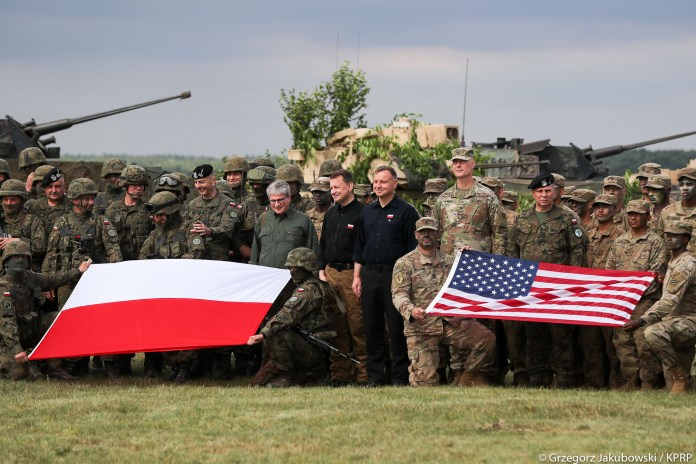 Poland Takes Centre Stage In 'New Cold War' Strategy