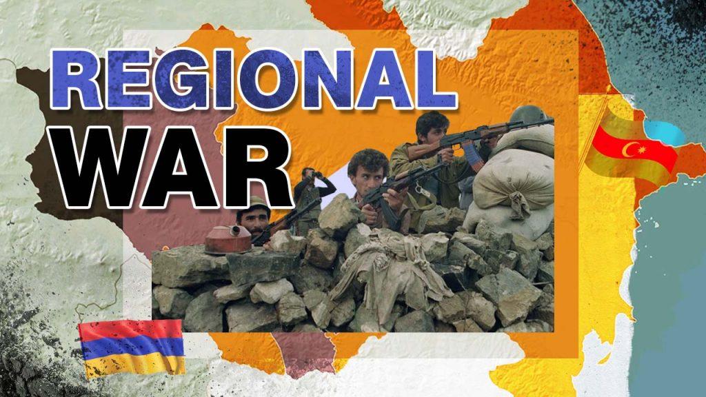 Azerbaijani President Announces Fresh Gains In Battle Against Armenian Forces In Nagorno-Karabakh