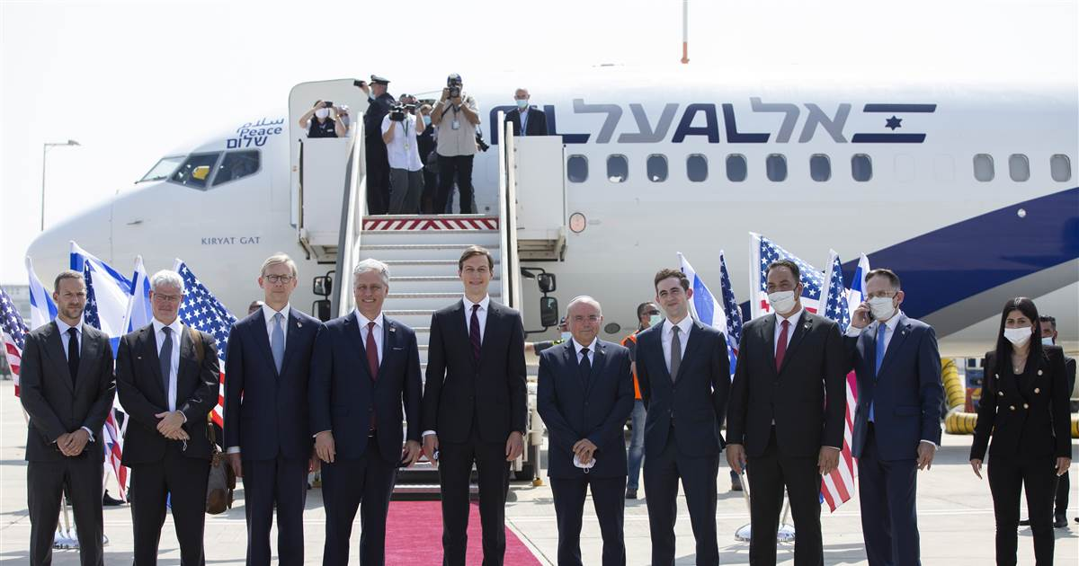 Israel, UAE And US Fast-Track Normalization Amid Media Spectacle