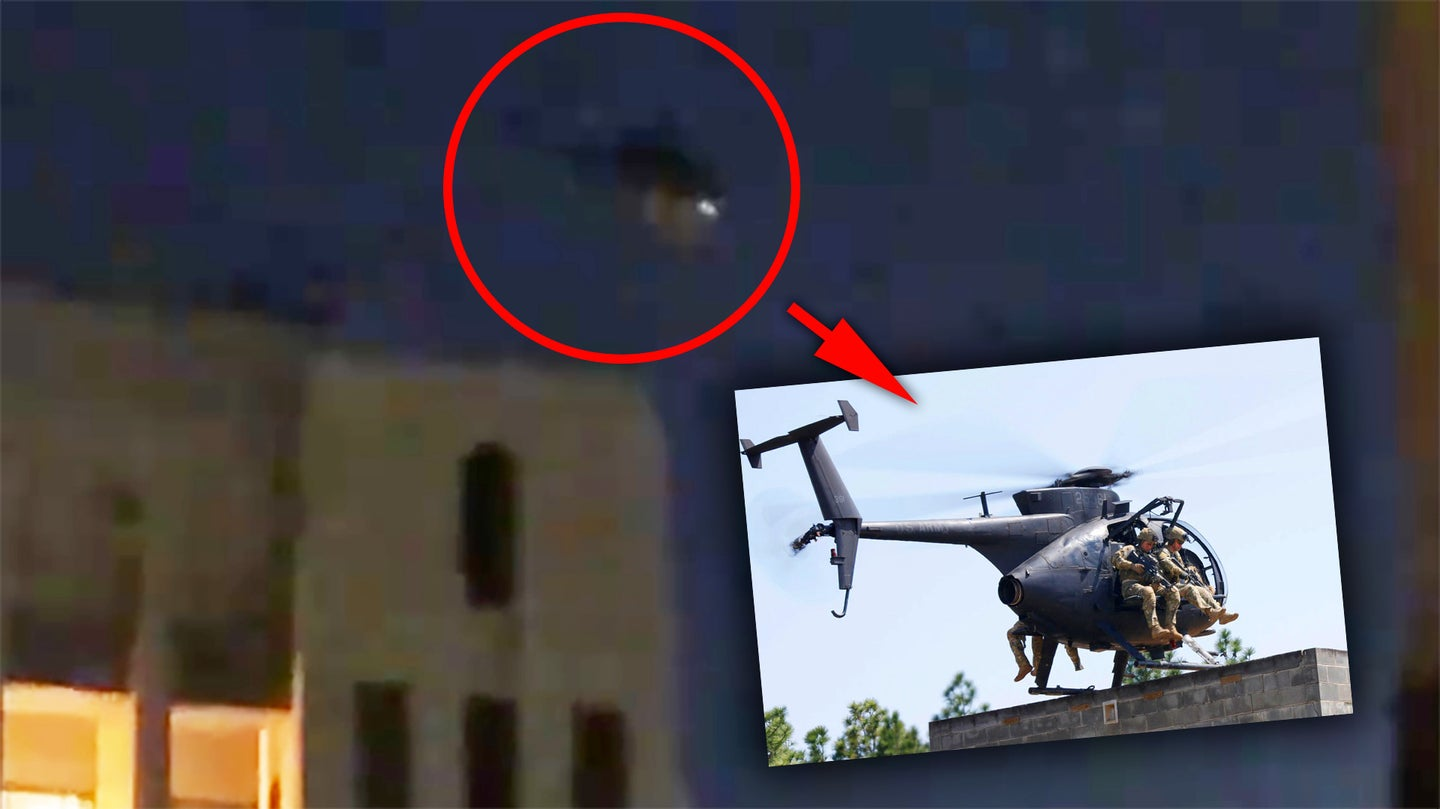 'Black Helicopters' Buzz Los Angeles, Chicago Police Establish Online 'Neighbourhood Watch'