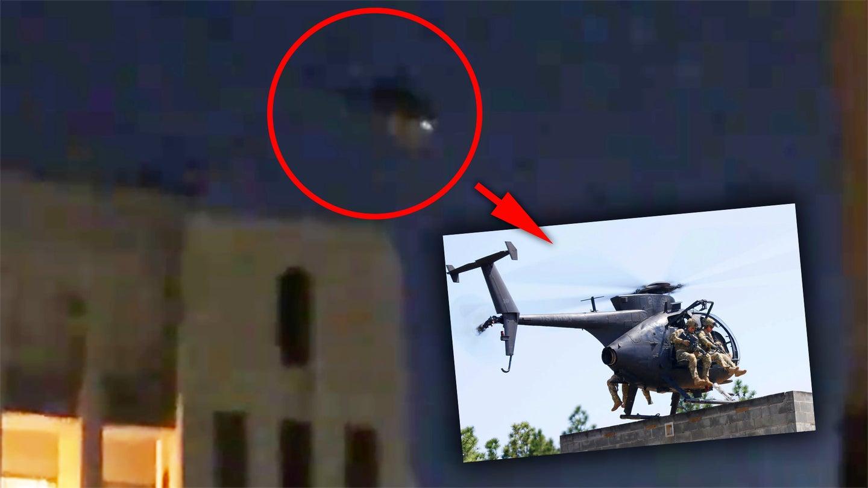 'Black Helicopters' Buzz Los Angeles, Chicago Police Establish Online 'Neighbourhood Watch'