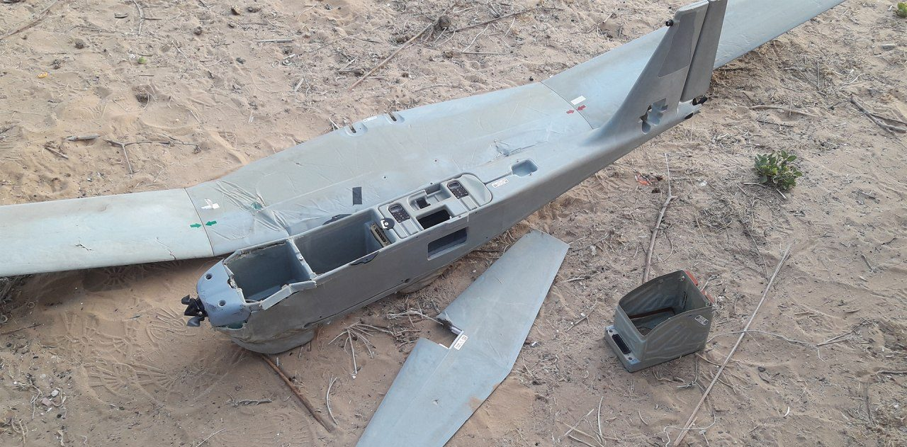 Another U.S.-Made RQ-20 Puma Crashed In Egypt's Sinai