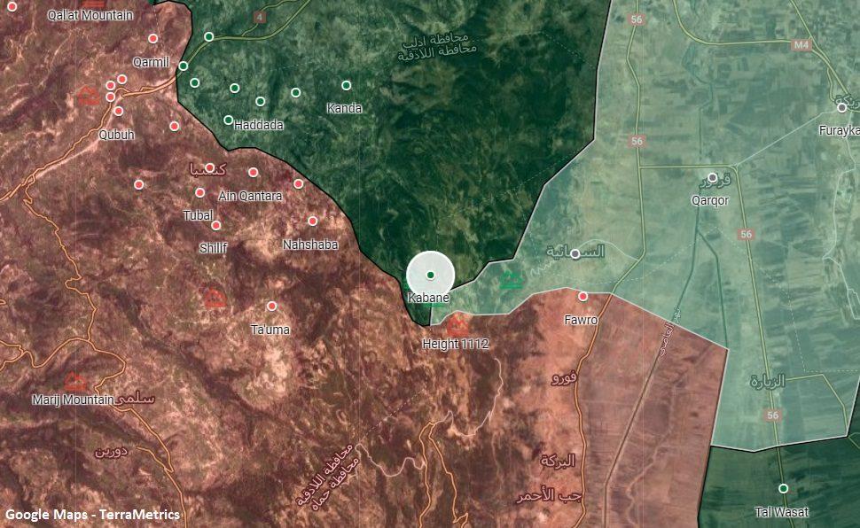 Russian Warplanes Hit Militant Positions In Syria's Lattakia