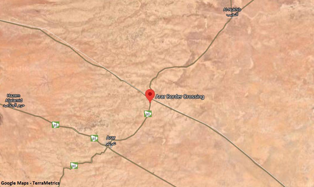ISIS Ambushed Iraqi Troops Near Border Crossing With Saudi Arabia