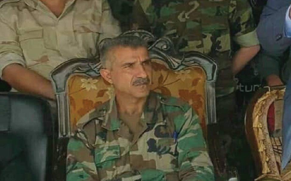 Senior Syrian Intelligence General Survived Assassination Attempt In Daraa