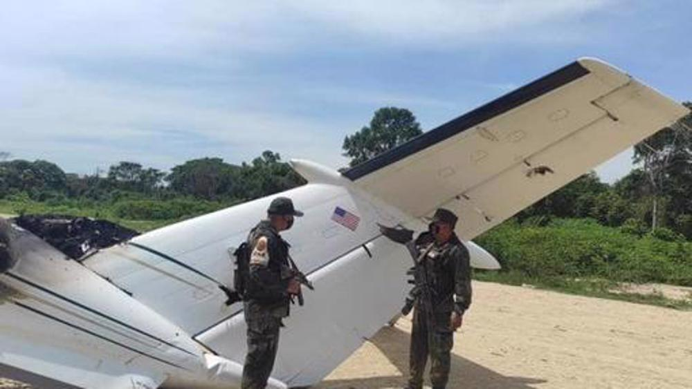 Venezuela Shoots Down Another Aircraft That Entered Its Airspace Without Authorization