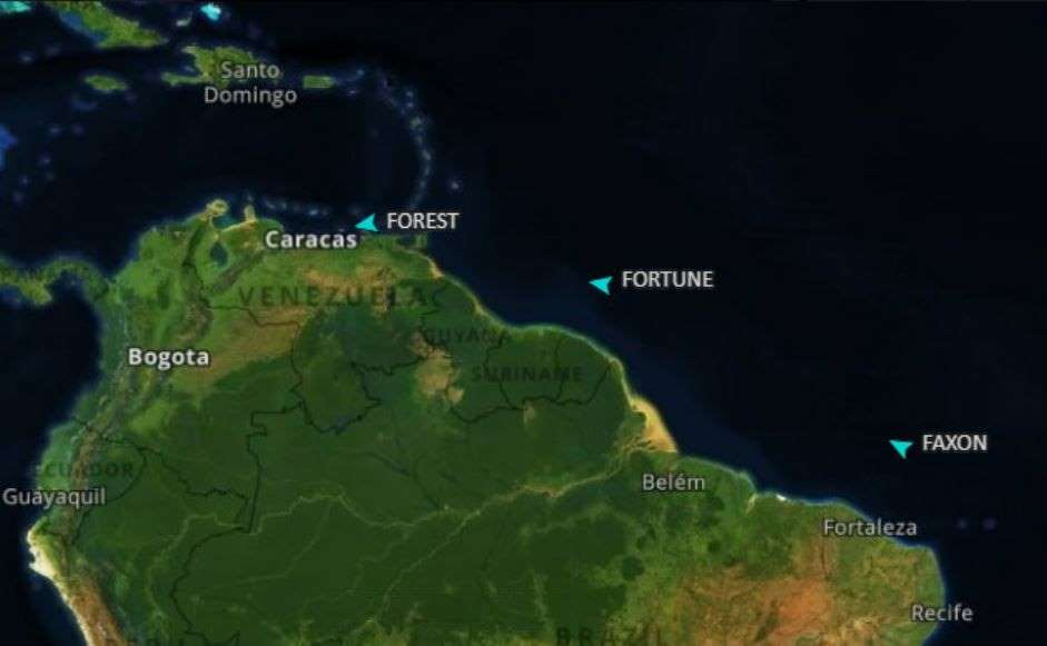Sanctions Busters II: Another Iranian Fuel Shipment Arriving To Venezuela