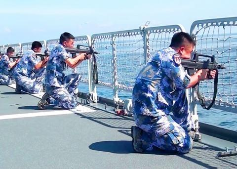 China Begins 5 Simultaneous Military Drills In The Seas Around Taiwan