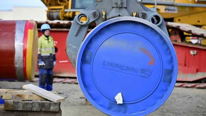 Germany Hints At Possible Sanctions On Nord Stream 2 As A Result Of Navalny Situation