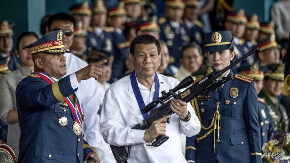 Philippines President Duterte Orders Customs Chief To Shoot And Kill All Drug Smugglers