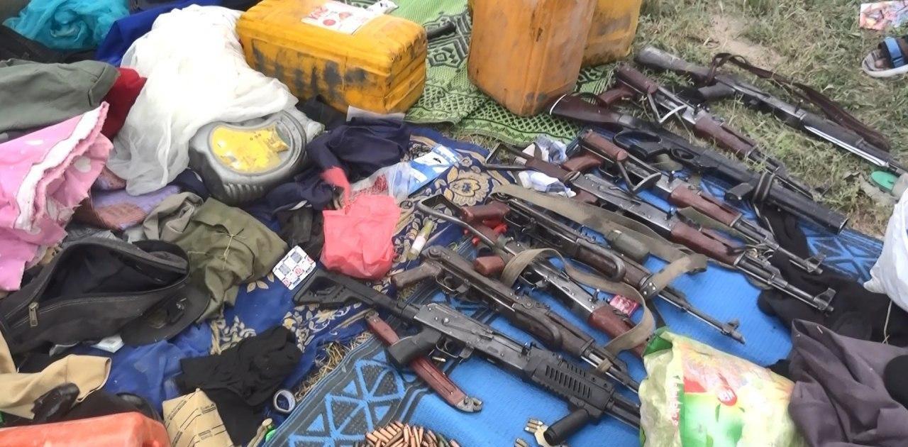 ISIS Released Photos Of Recent Ambush In Nigeria's Borno
