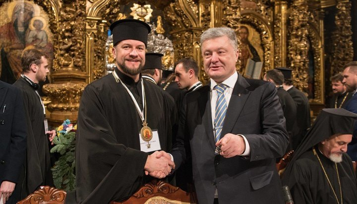 Hierarch Of 'Independent' Ukrainian Church Claims The Population Itself Is Filled With Enemies