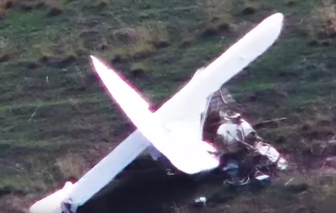 Armenia Claims It Shot Down Azerbaijani Helicopter With Fake Video