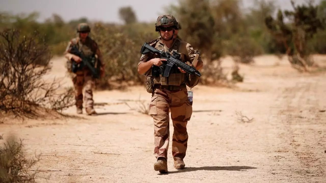 Two French Soldiers Killed During Anti-Terrorist Operation In Mali