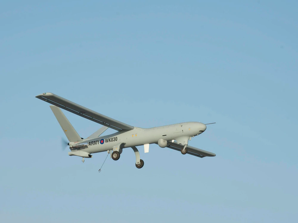 UK To Use Watchkeeper War-Zone Drones To Monitor English Channel Against Migrants