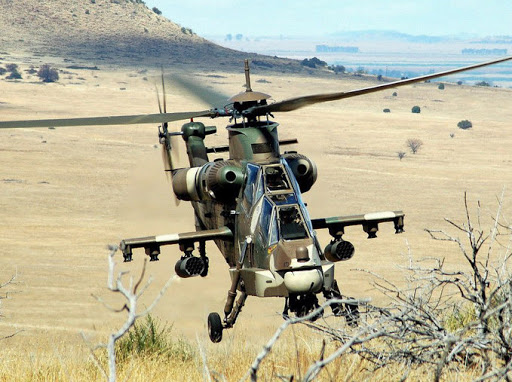 The South African Beast: Denel's AH-2 Rooivalk Attack Helicopter