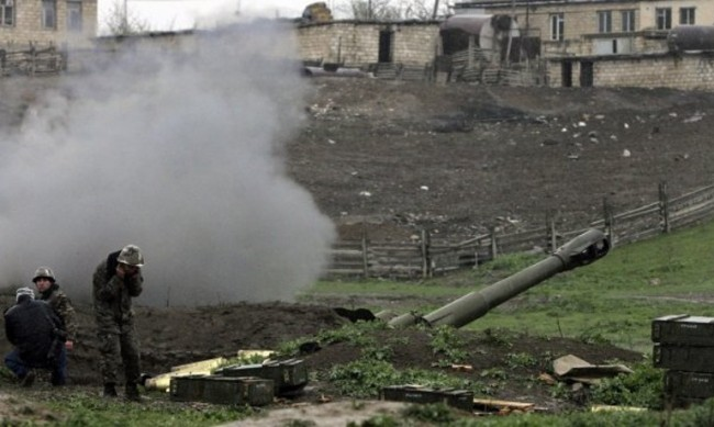 Armenia Claims Success In Repelling Azerbaijan, As Shelling Of Stepanakert Continues