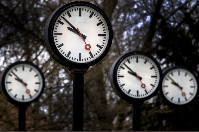 "Ukraine To Vote On Removing Daylight Savings To Somehow Combat ""Russian Aggression"""
