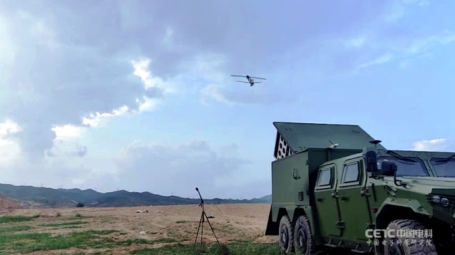 China Tests 48 Suicide Drone Swarm