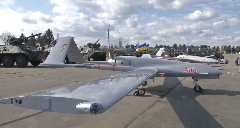 Ukraine To Purchase More Turkish Bayraktar TB2 Drones