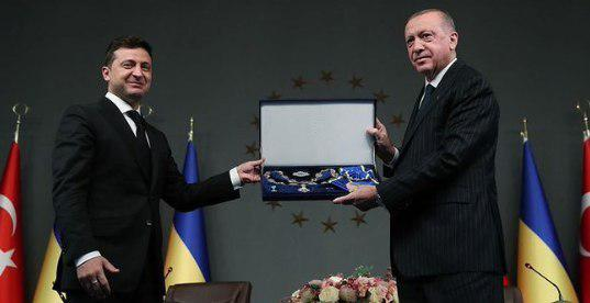 Betrayed In West, Kiev Regime Tries To Find Love In Turkish Arms