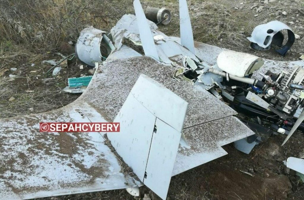 Iran Army, IRGC Announce Large-Scale Air Defense Drills After Another Israeli-Made Drone Downed After Entering Iran From Karabakh