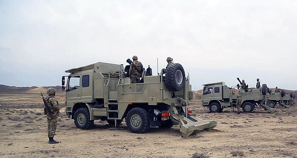 Weapons Of Karabakh War: Israel's Cardom 'Hatchet' 81mm/120mm Self-Propelled Howitzer