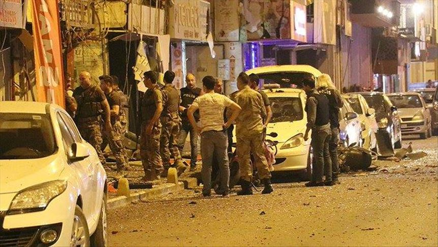 Suicide Bomber Blew Himself Up In Turkey's Hatay After Firefight With Security Forces (Videos)