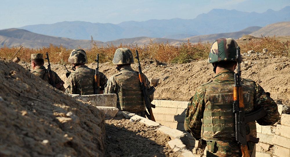 Azerbaijani Army Advanced On Several Fronts In Southern Nagorno-Karabakh