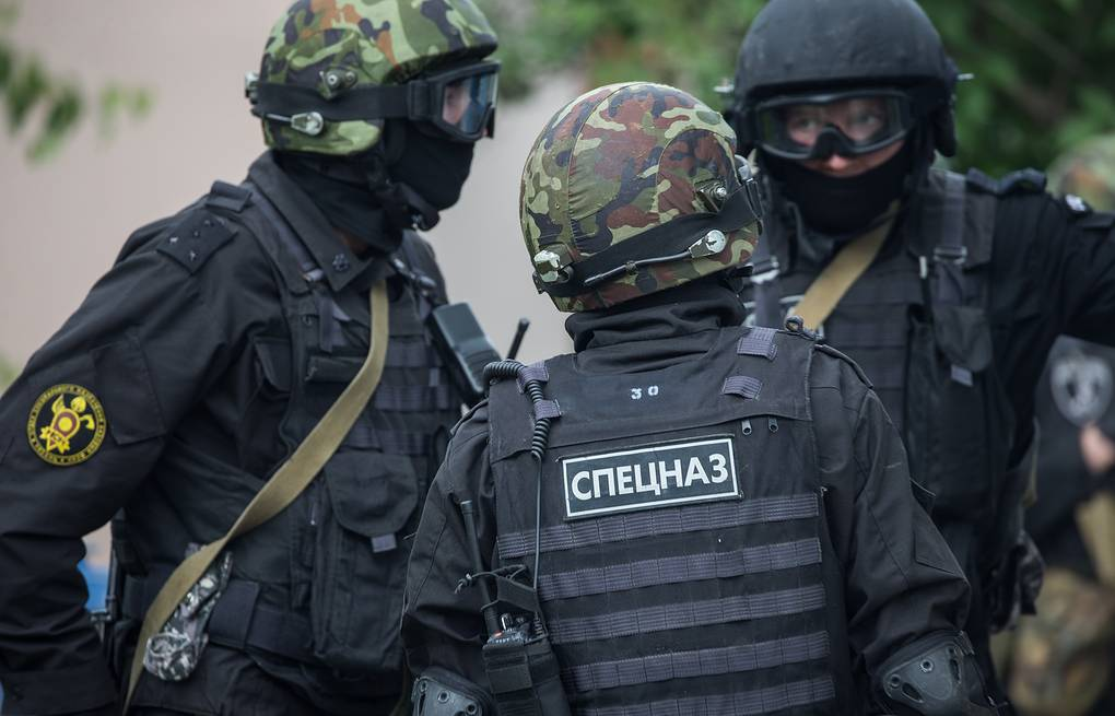 3 Russian Law Enforcement Officers Killed In Anti-Terror Operation In Chechnya's Grozny