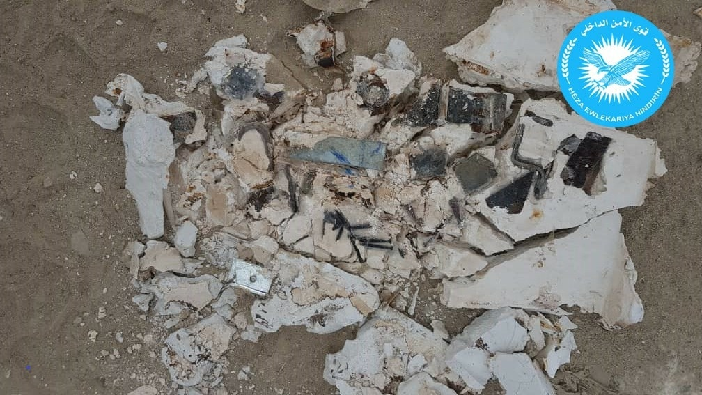Manbij Security Forces Foiled Attack With Camouflaged IEDs (Photos)