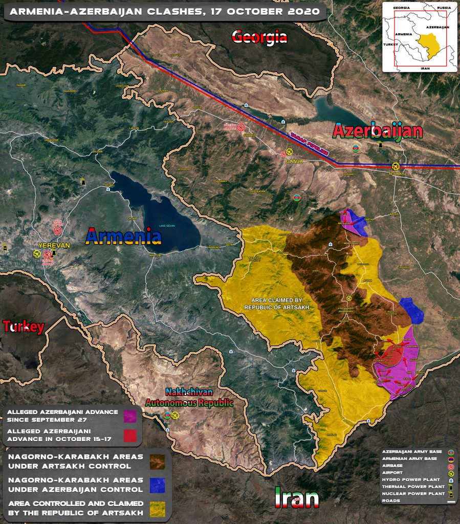 New 'Humanitarian Ceasefire' And Prospects Of Azerbaijani-Armenian War