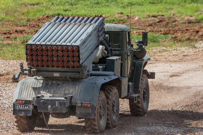 Azerbaijan Says It Destroyed Armenian MLRS, Media Understands It As RS-24 Yars ICBM